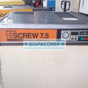 cho thuê máy nén khí 100hp - 75kw