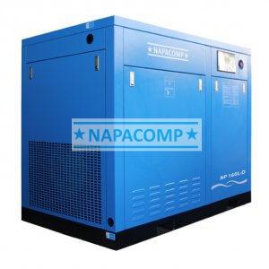 máy nén khí trục vít Napacomp 200hp